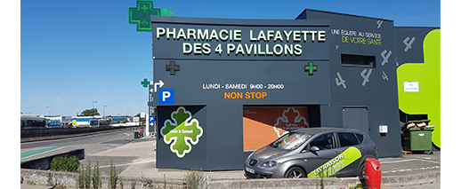 Pharmacie Des 4 Pavillons,Cenon