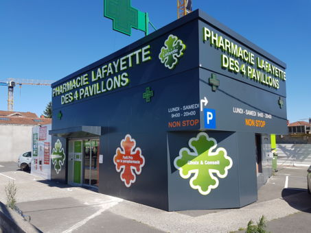 Pharmacie Des 4 Pavillons, Cenon