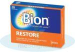 BION RESTORE ACTIVEUR DE SANTE 20 COMPRIMES à Cenon