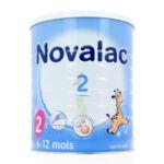 NOVALAC LAIT 2 BOITE 800G à Cenon