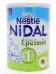 NIDAL LAIT 1 FORMULE EPAISSIE 800G à Cenon