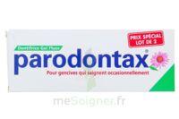 PARODONTAX DENTIFRICE GEL FLUOR 75ML x2 à Cenon