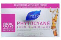 PHYTOCYANE SOIN ANTICHUTE STIMULATEUR DE CROISSANCE PHYTO 12 x 7,5ML à Cenon
