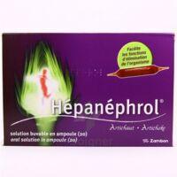 HEPANEPHROL, solution buvable en ampoule à Cenon