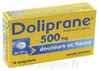 DOLIPRANE 500 mg Comprimés 2plq/8 (16) à Cenon