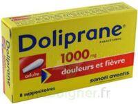 DOLIPRANE ADULTES 1000 mg, suppositoire à Cenon