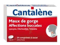 CANTALENE, comprimé à sucer à Cenon
