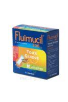 FLUIMUCIL EXPECTORANT ACETYLCYSTEINE 200 mg ADULTES SANS SUCRE, granulés pour solution buvable en sachet édulcorés à l'aspartam et au sorbitol à Cenon