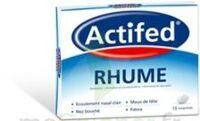 ACTIFED RHUME, comprimé à Cenon