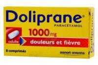 DOLIPRANE 1000 mg Comprimés Plq/8 à Cenon