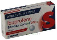 IBUPROFENE SANDOZ CONSEIL 200 mg, comprimé enrobé à Cenon