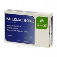 MILDAC 600 mg, comprimé enrobé à Cenon