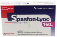 SPASFON LYOC 160 mg, lyophilisat oral à Cenon