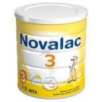 NOVALAC LAIT 3 BOITE 800G à Cenon