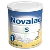 NOVALAC S 1, 0-6 mois bt 800 g à Cenon