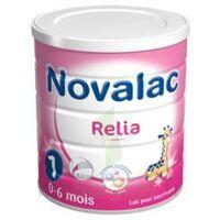 NOVALAC RELIA 1, 0-6 mois bt 800 g à Cenon