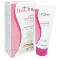 NETLINE CREME DEPILATOIRE VISAGE ZONES SENSIBLES, tube 75 ml à Cenon
