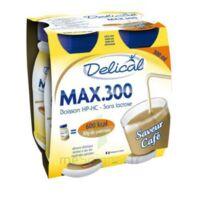 DELICAL MAX 300 SANS LACTOSE, 300 ml x 4 à Cenon