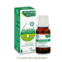 Phytosun Arôms Huiles essentielles Myrte rouge 10 ml à Cenon