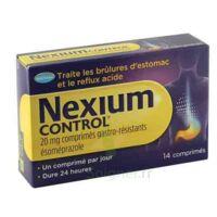 NEXIUM CONTROL 20 mg Cpr gastro-rés Plq/14 à Cenon