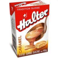HALTER Bonbons sans sucre caramel à Cenon