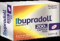 IBUPRADOLL 200 mg, capsule molle à Cenon