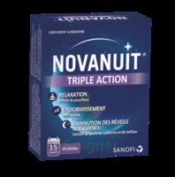 NOVANUIT Triple action Gélules B/30 à Cenon