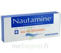 NAUTAMINE, comprimé sécable à Cenon