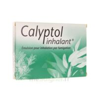 CALYPTOL INHALANT, émulsion pour inhalation par fumigation à Cenon