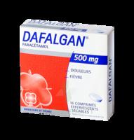 DAFALGAN 500 mg, comprimé effervescent sécable à Cenon