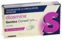 DIOSMINE SANDOZ CONSEIL 600 mg, comprimé pelliculé à Cenon
