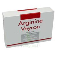 ARGININE VEYRON, solution buvable en ampoule à Cenon
