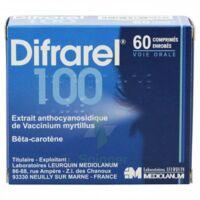 DIFRAREL 100 mg, comprimé enrobé 6Plq/10 à Cenon