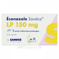 ECONAZOLE SANDOZ L.P. 150 mg, ovule à libération prolongée à Cenon