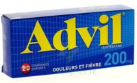 ADVIL 200 mg, 20 comprimés enrobés à Cenon