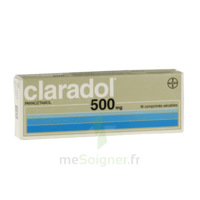 CLARADOL 500 mg, comprimé sécable à Cenon