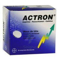 ACTRON, comprimé effervescent à Cenon