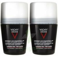 VICHY ANTI-TRANSPIRANT HOMME Bille anti-trace 48h LOT à Cenon