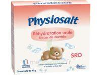 PHYSIOSALT REHYDRATATION ORALE SRO, bt 10 à Cenon
