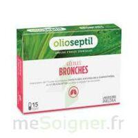Olioseptil Bronches 15 Gélules à Cenon
