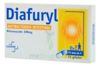 DIAFURYL 200 mg, gélule à Cenon