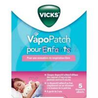 VICKS VAPOPATCH ENFANTS à Cenon