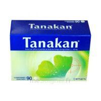 TANAKAN 40 mg, comprimé enrobé PVC/alu/90 à Cenon