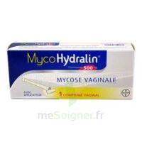 MYCOHYDRALIN 500 mg, comprimé vaginal à Cenon