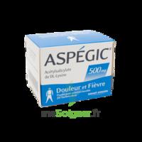 ASPEGIC 500 mg, poudre pour solution buvable en sachet-dose 20 à Cenon