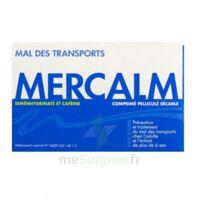 MERCALM, comprimé pelliculé sécable à Cenon