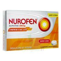 NUROFEN 200 mg, comprimé orodispersible à Cenon
