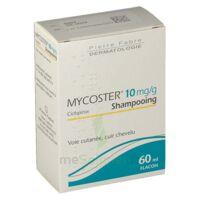 MYCOSTER 10 mg/g, shampooing à Cenon