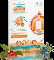 PURESSENTIEL ARTICULATIONS ET MUSCLES Emplâtre chauffant 14 huiles essentielles XXL à Cenon
