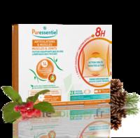 PURESSENTIEL ARTICULATIONS ET MUSCLES Patch chauffant bas du dos 14 huiles essentielles à Cenon